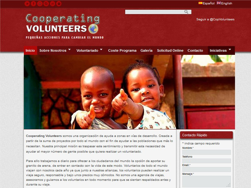CooperatingVolunteers.COM